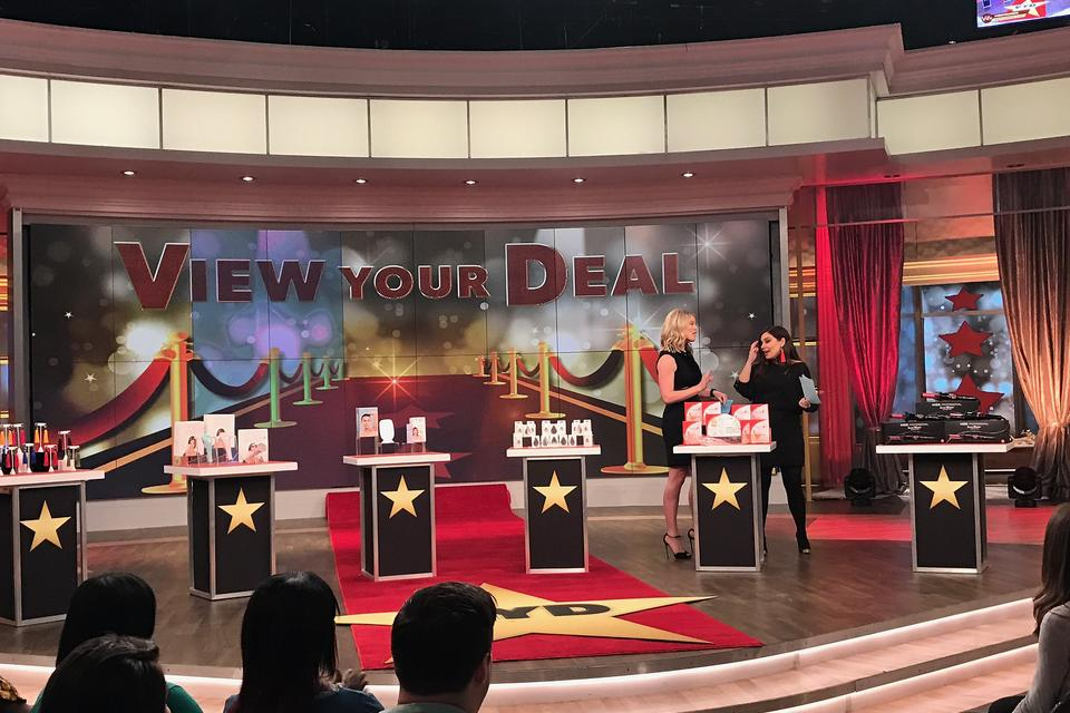 "​View Your Deal From ""The View"": Product Prices Slashed (& No Politics Involved)!"