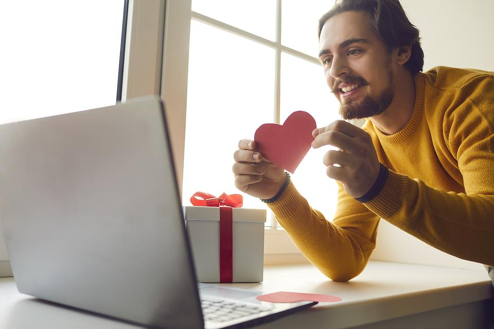 Virtual Valentine's Day Dates: 8 Tips to Help Plan the Best Virtual Date During the COVID-19 Pandemic