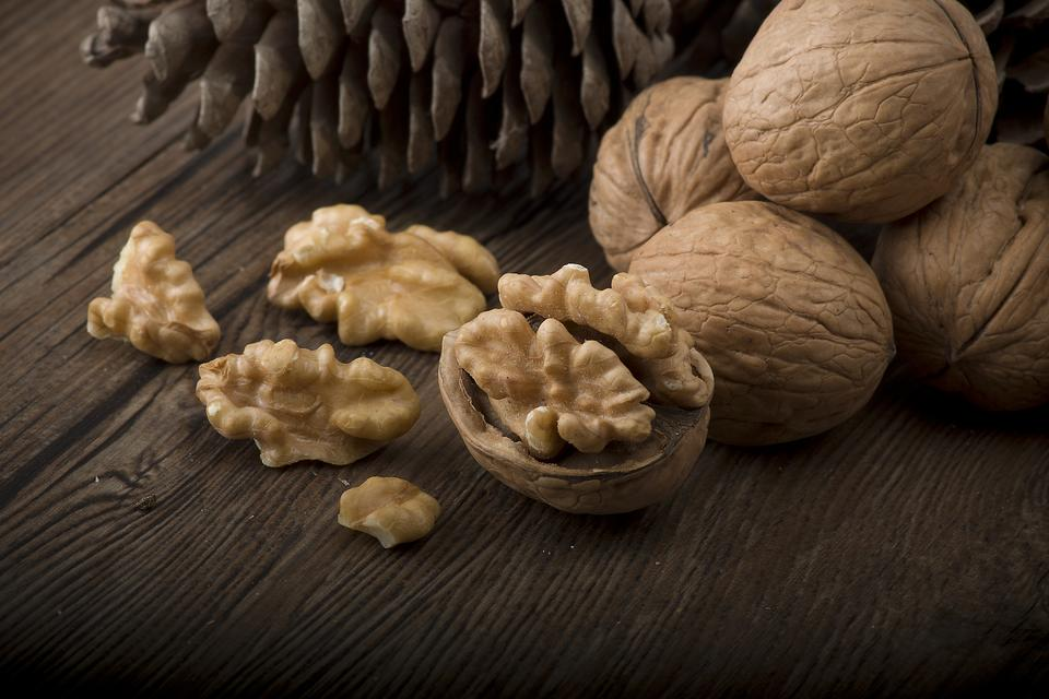 Walnuts May Help Distressed Wood Look Better (Really)! Here's How!