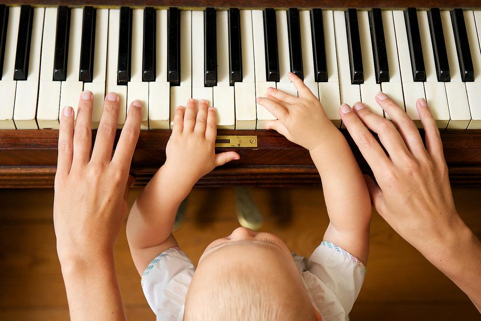 Want to Improve Your Baby's Speech Development? Play Music!