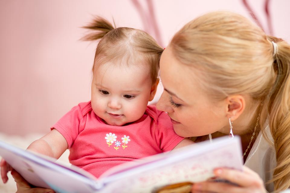 Way to Go, Mother Goose: 3 Ways Nursery Rhymes Help Baby's Language & Cognitive Skills