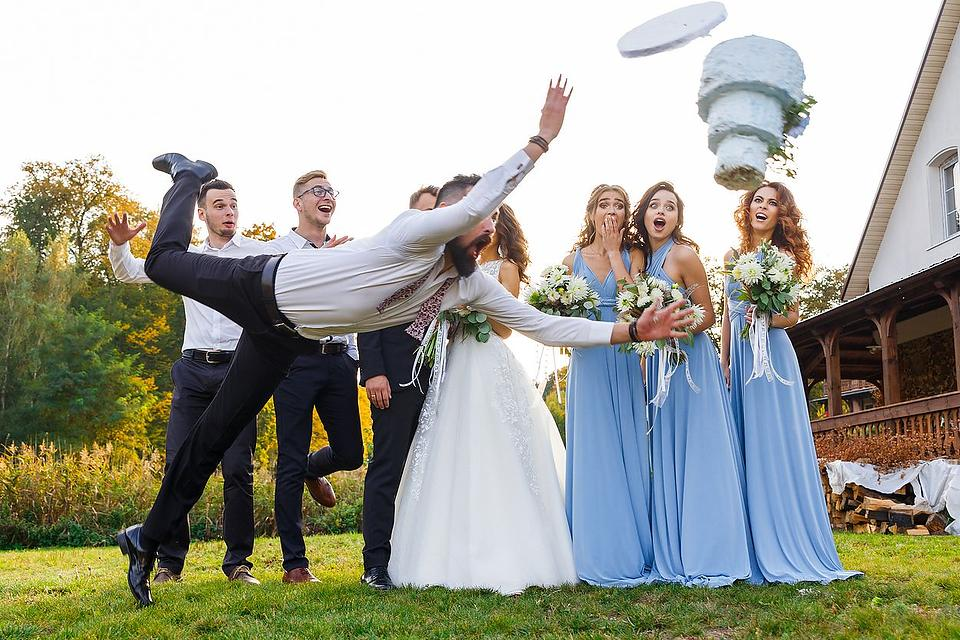 Wedding Fails & Funnies: Why Brides & Grooms Should Look Forward to Wedding Mishaps
