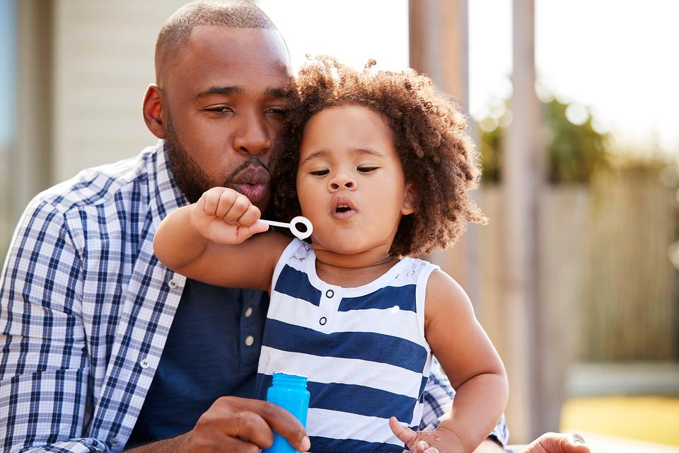 What Is Strength? A Dad's Thoughts on Strength As a Parent & As a Father