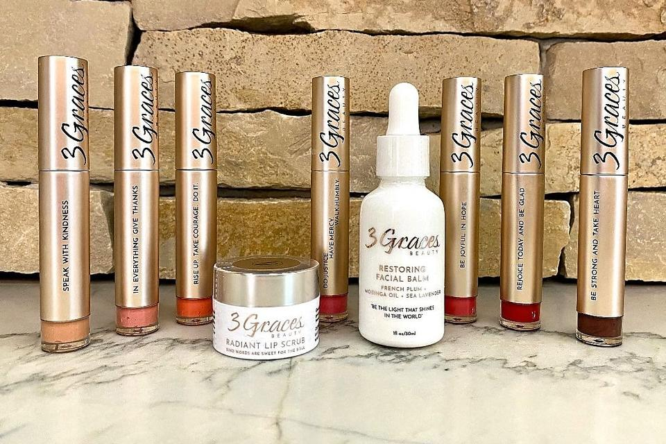 What We Need Right Now Is Beauty & Hope: 3 Graces Beauty Delivers Both (Plus a Discount Code for 20% Off)