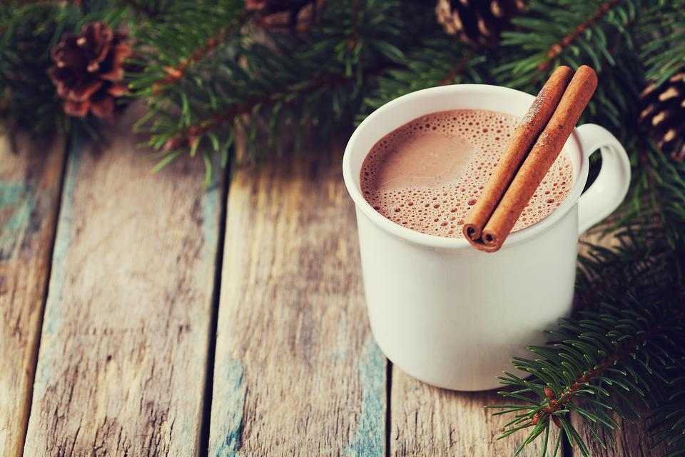 When Chai Meets Chocolate: How to Make Non-Dairy Hot Chocolate Chai!