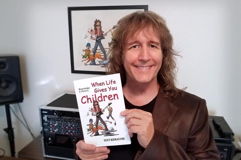 """When Life Gives You Children"": Single Parenting Humor Book Puts a Fun Twist on Navigating Parenthood"