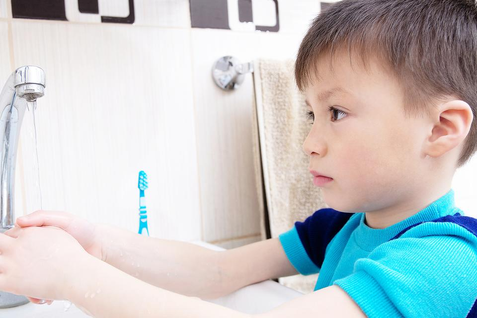 Hand Washing: 10 Key Times to Wash Your Hands (and Your Kids' Hands)