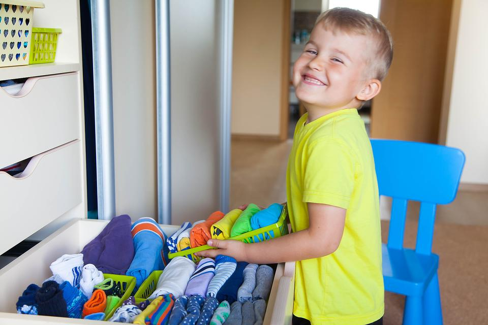 Emotionally Attached to Baby Clothes? Here Are 3 Ways to Let Go of Kid's Outgrown Clothing