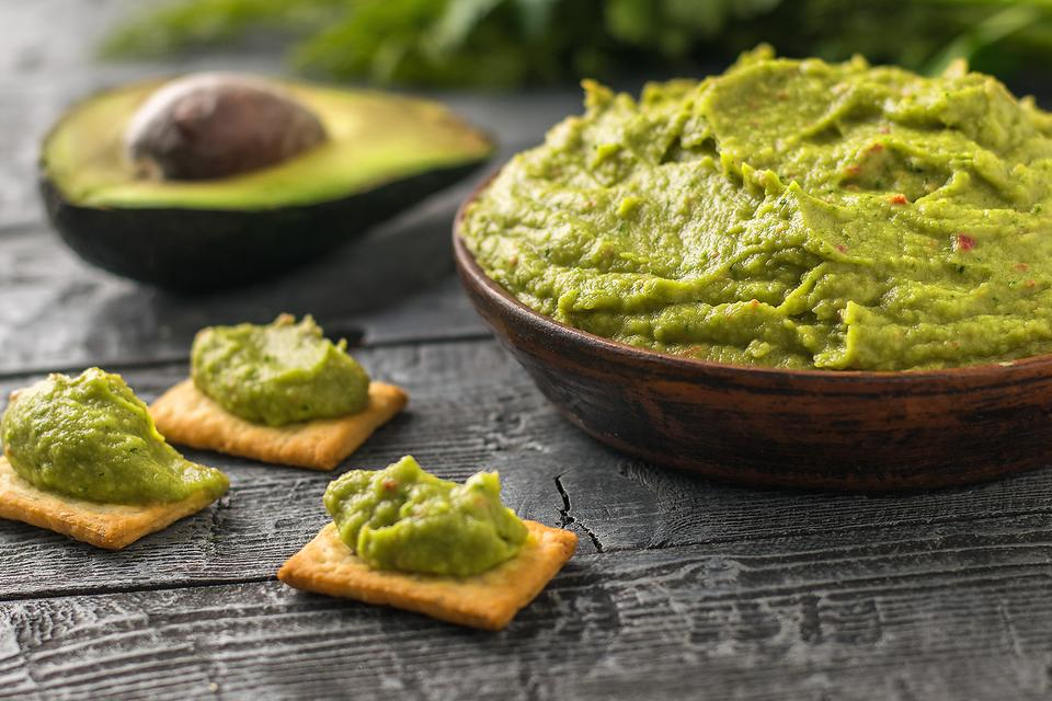 Whipped Guacamole Recipe: Take a Healthy Guacamole Dip Recipe to the Lighter Side