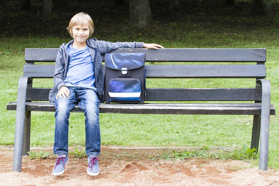 Why Your Child's School Needs a Buddy Bench (& How to Get One)!