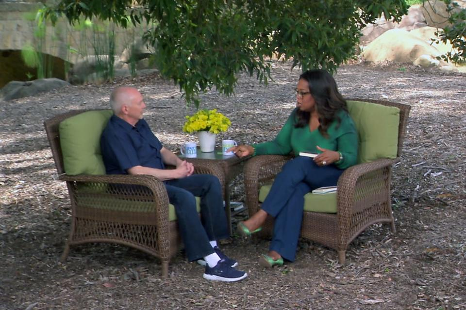 """William Paul Young: Author of """"The Shack"""" Shares His Healing Journey With Oprah Winfrey"""