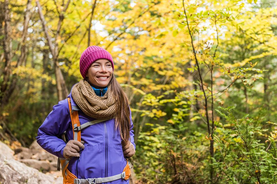 Winter Exercise Burns More Calories, Especially for Women (Time for a Hike?)