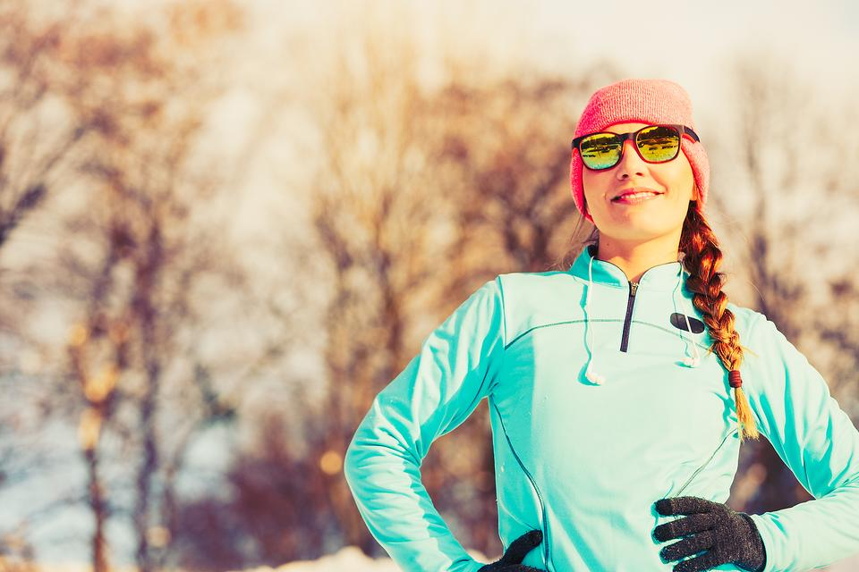Winter Exercise: Why It's Fashionable & Healthy to Dress in Layers!