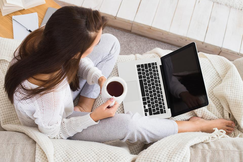 Working From Home: Why It's Not All Bon-Bons & Unbrushed Hair