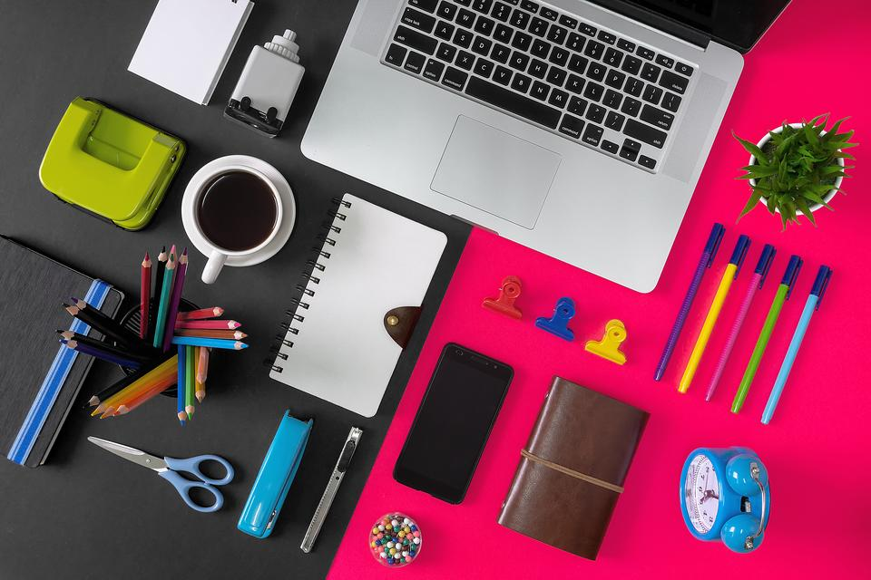 34 Amazing Office & Work Supplies to Make You More Productive While Working From Home