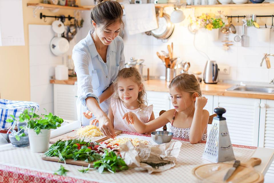 Nutrition Notes: 5 Shortcuts to Better Family Nutrition (You Are What You Eat!)