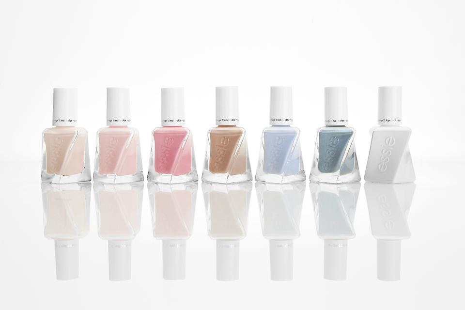 Essie Ballet Nudes Collection: Now In a DIY Gel With No Lamp Required!