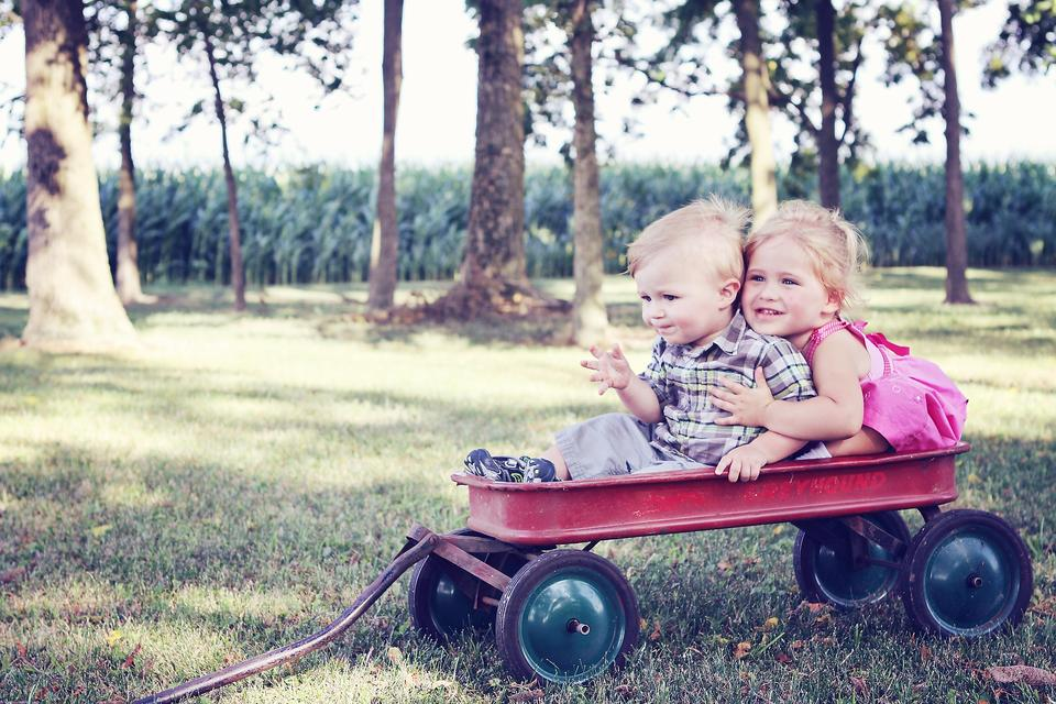 Your Kids Could be Healthier if They Played Outside More: Really! Here's the Science to Prove It!