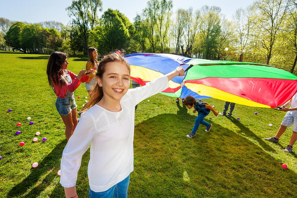 Kids & Physical Activity: Children Need 60 Minutes of Play a Day: Parents, Let's Save Recess!