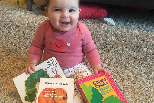 Let's Read, Baby! 10 Books You've Gotta Have in Your Baby's Library!