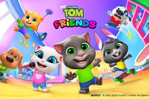 "​14 Valuable Life Skills for Families Shared By ""My Talking Tom Friends"" Virtual Pet Mobile Game"