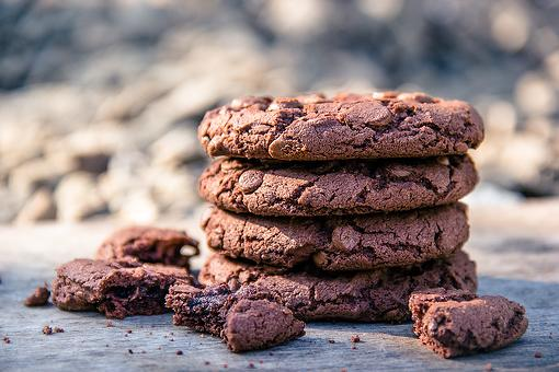 2-Ingredient Chocolate Black Bean Cookies Recipe: A Healthy Indulgence for Your Sweet Tooth