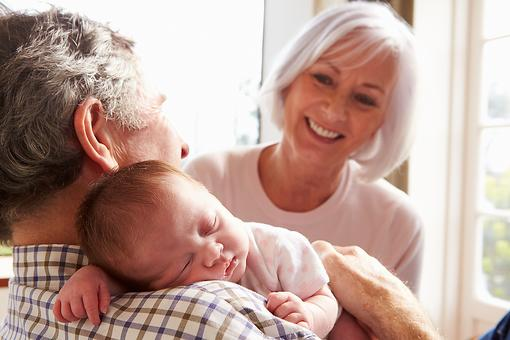 20 Cool Gifts for New Grandparents That Are Not a Rocking Chair