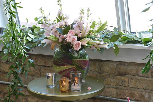 2017 Wedding & Party Trends: It's Florals, Braids & Buttercream!