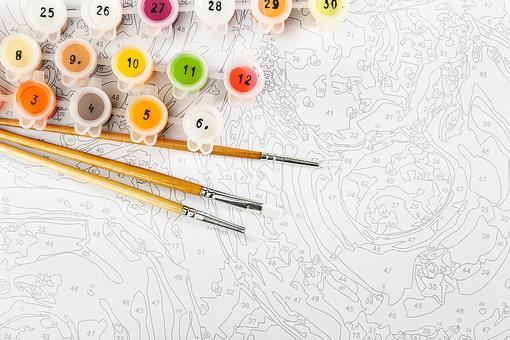 25 Best Paint By Numbers Painting Kits to Help Paint Away the Time