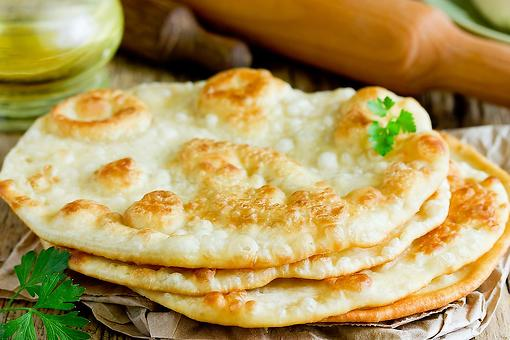 3-Ingredient Indian Flatbread Recipe: Authentic Parathas Frybread From India Is Easy to Make at Home