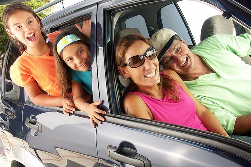 "3 Ways Driving Can Make Your Next Family Vacation a Little ""Greener"""