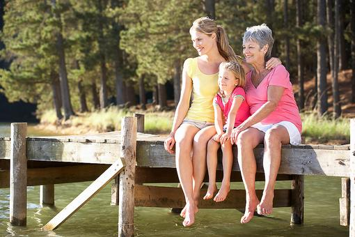 3 Ways to Build Your Relationship With Your Mom (aka Your Child's Grandma)!