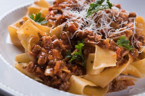 30-Minute Ragù Bolognese Recipe With Wide Pappardelle Pasta: This Chef's All-Time Favorite Sauce Recipe
