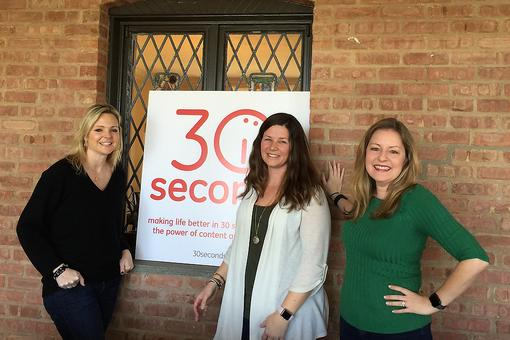 "30 Minutes With #30Seconds: All About BRCA & Living Life ""Half Full"" With Kim Kusiciel!"