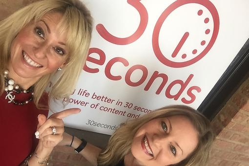 #30Seconds Live: Parenting & Travel Tips With Eirene Heidelberger of GIT Mom!