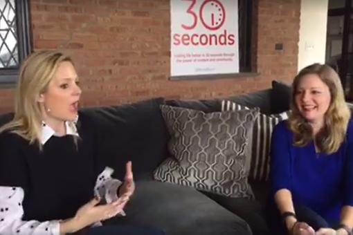 30 Minutes With #30Seconds: Watch Our First Livestream Show!