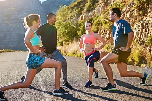 #30Seconds Chat: Spring Into Fitness With Johnson Fitness & Wellness!