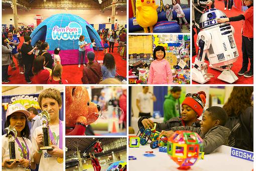 The Masterminds Behind the Chicago Toy & Game Fair (ChiTAG) Give Us a Sneak Peek!