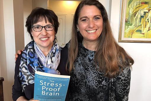 Rewiring Your Brain for Stress-Resilience With Dr. Melanie Greenberg!
