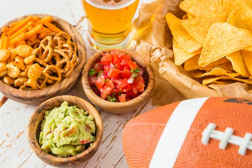 Party Planning: Super Bowl® Tips, Recipes & DIY Ideas With Erica Kane!
