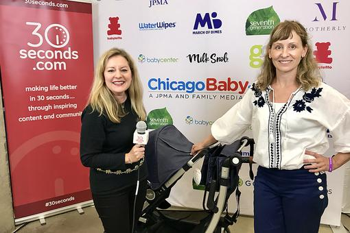 #30Seconds Live: Austlen Baby Co. Shows Off the Impressive Entourage Stroller