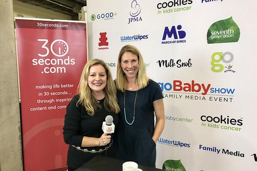 """#30Seconds Live: """"Barb"""" the Breast Express Helps Pumpspotting Bring the Village to You"""