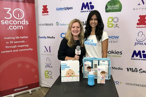 #30Seconds Live: How Fridababy Helps You Tackle the Most Unsexy Parenting Moments