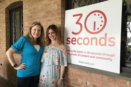 #30Seconds Live: Erica Kane Talks About Life As an Entrepreneur, Female Founder & Mom!