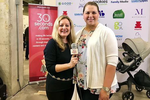 #30Seconds Live: Stokke's Must-Have Baby Gear Products at The Chicago Baby Show