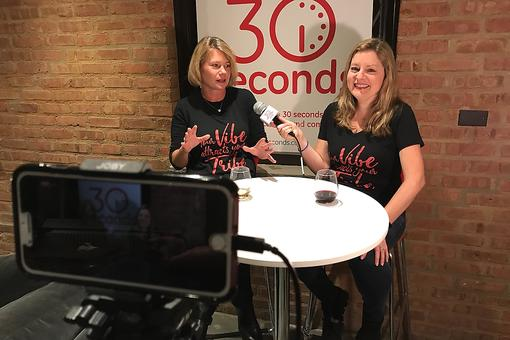 #30Seconds Live: Talking Journalism & the Beauty Beat With Belinda Lichty Clarke!