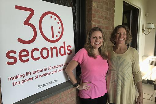 #30Seconds Live: The Mindfully Fit Life With Yoga Instructor Mary Aulbach!