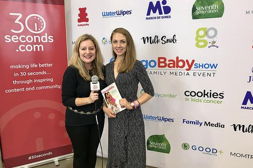 #30Seconds Live: Top Baby & Pregnancy Trends Revealed at the Chicago Baby Show