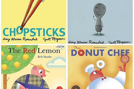 4 Children's Books That Kids, Parents (& Even Foodies!) Will Love!