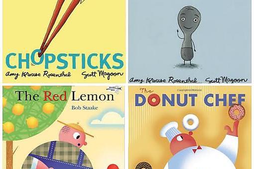 4 Children's Books That Kids, Parents (& Even Foodies!) Will Love!